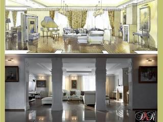 Штрихи  Art-Deco:  в . Автор – DAR-studio