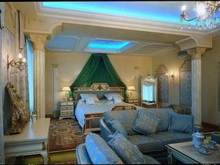 Studio B&L Classic style bedroom