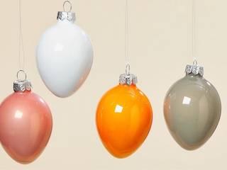 Dekoracje wielkanocne: styl , w kategorii  zaprojektowany przez Silly Design - prezentowa porcelana