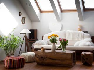 Meble Gdańskie - Zbigniew Żurawski Living roomSofas & armchairs
