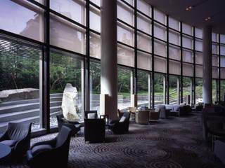 Moderne Hotels von 枡野俊明+日本造園設計 Modern