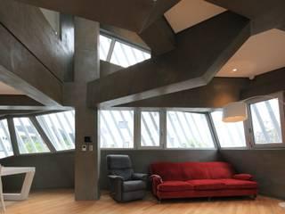 Modern living room by IROJE KIMHYOMAN Modern