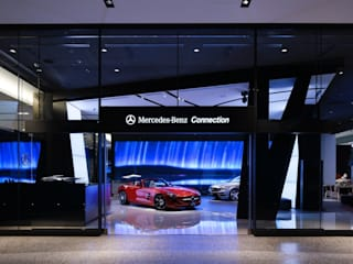 Mercedes-Benz Connection #3: 窪田建築都市研究所 有限会社が手掛けたです。,