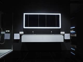 Modern style bathrooms by Ri.fra mobili s.r.l. Modern