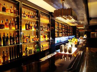 Carlos Martinez Interiors Modern bars & clubs