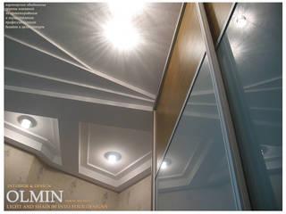 Modern style bedroom by ИП OLMIN - Архитектурная студия Олега Минакова Modern