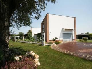 Casa personale Case moderne di studiozero Moderno