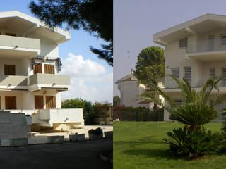 EXTREME MAKEOVER di angiuli e greco architetti