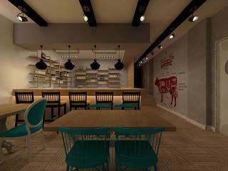 Minimalist gastronomy by Pıcco Desıgn & Archıtecture Minimalist