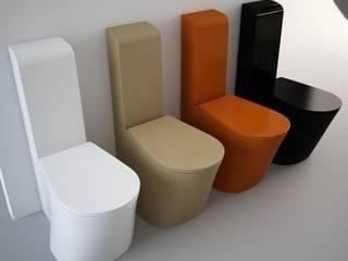 Modern style bathrooms by Ceramistas s.a.u. Modern