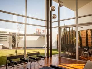 VL Salones modernos de GRUPO VOLTA Moderno