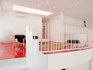 uffici provincia di Caserta Complesso d'uffici moderni di studiozero Moderno