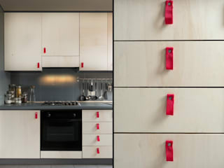 Riccardo Randi KitchenCabinets & shelves