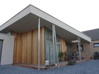 ENVIE D'ESPACE ET D'OUVERTURE Maisons modernes par SECHEHAYE Architecture et Design Moderne