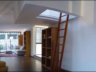 drophouse Salon moderne par D3 architectes Moderne