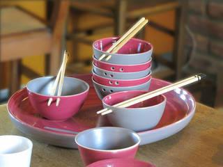 Vaisselle en grès émaillé:  de style  par CERAMIQUE SEPULCHRE