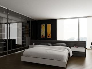 Logos Kallmar ห้องนอนเตียงนอนและหัวเตียง