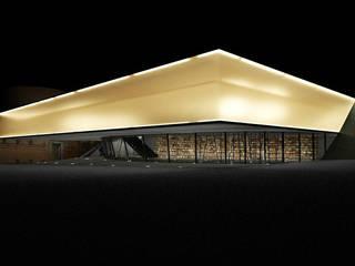 bibliothèque de stockholm Musées originaux par D3 architectes Éclectique