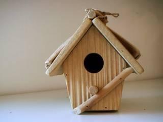 Budki lęgowe dla ptaków: styl , w kategorii  zaprojektowany przez Ired-Garden