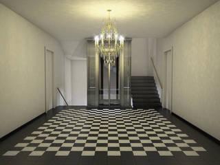 RTW Architekten Koridor & Tangga Klasik