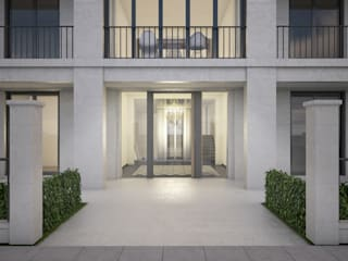 RTW Architekten Rumah Klasik