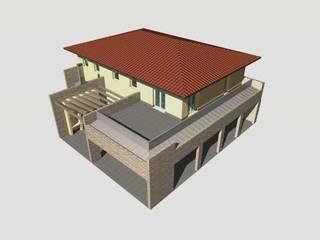 Modern Houses by Studiogkappa Modern