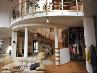 Миллениум Проект Eclectic style living room