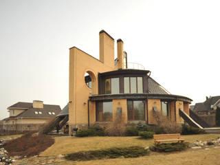 Футуристический дом: Дома в . Автор – Миллениум Проект
