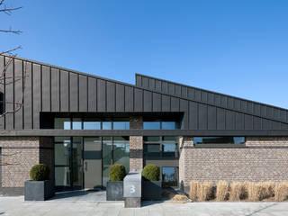 entree:  Huizen door Sax Architecten