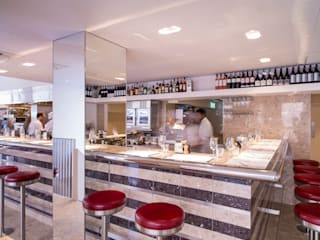 Barrafina Modern gastronomy by Superfutures Modern
