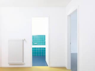 Baños de estilo moderno por Holzhausen Zweifel Architekten