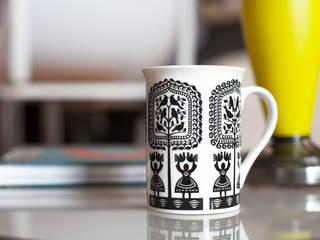 Kubki Kurpiowskie: styl , w kategorii  zaprojektowany przez Folkstar