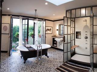 حمام تنفيذ Drummonds Bathrooms,