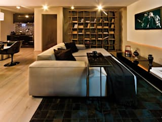 Modern living room by Neoarch Modern
