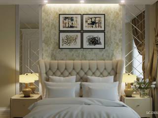 спальня: Спальни в . Автор – LC.DESIGN
