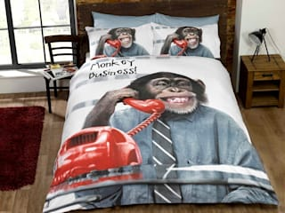 Monkey Business Quilt Cover Sets For You Your Home.:   by Century Mills