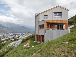 Holzhausen Zweifel Architekten Modern houses