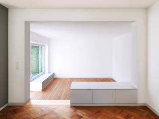 Holzhausen Zweifel Architekten Living room