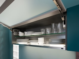 Nhà bếp phong cách hiện đại bởi Schmidt Küchen Hiện đại