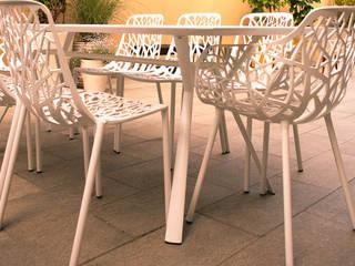 Neò Natura su misura Balconies, verandas & terraces Furniture