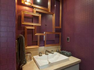 Badezimmer von kababie arquitectos