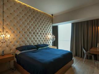 kababie arquitectos Modern Bedroom