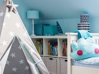 Pokój chłopca Skandynawski pokój dziecięcy od Toto Design Skandynawski