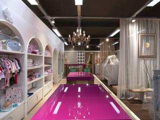 Klassische Geschäftsräume & Stores von Craft-Espaço de Arquitetura Klassisch