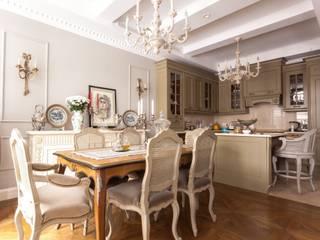 KM Studio Classic style kitchen