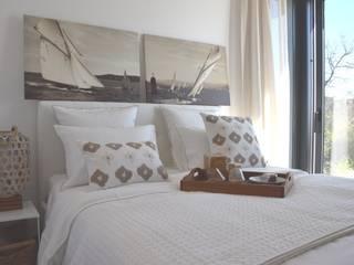 Ambiance chambre - naturel:  de style  par MAISON D'ETE
