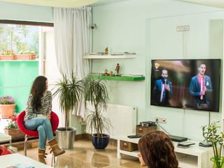 Soggiorno in stile  di NK Fotoğraf ve Video Prodüksiyon,