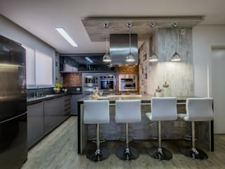 Modern kitchen by Evviva Bertolini Modern