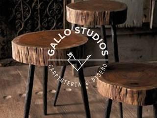 Gallo Projects de GALLO PROJECTS Rústico