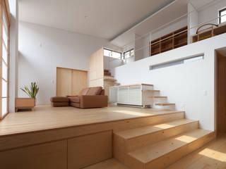 根據 株式会社 井川建築設計事務所 隨意取材風